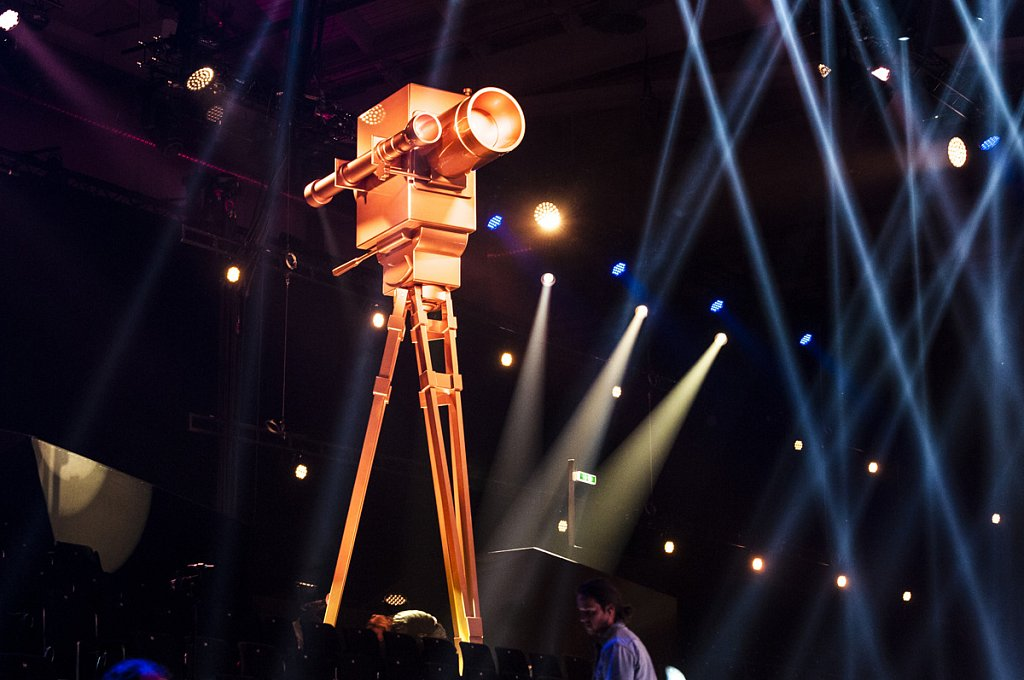 Die Goldene Kamera 2015