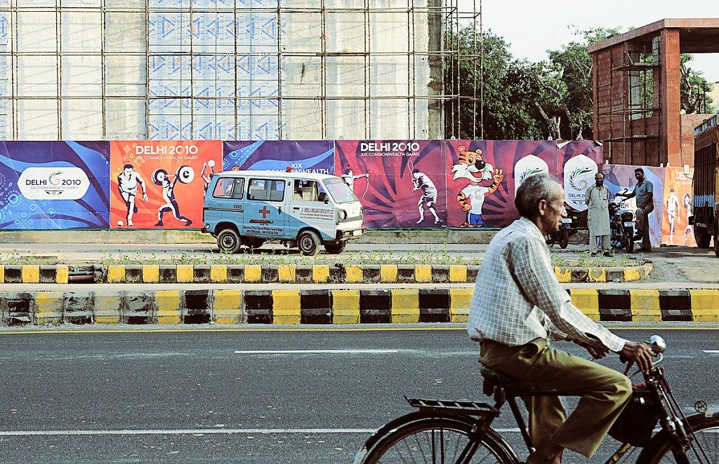 Neu Delhi / Indien