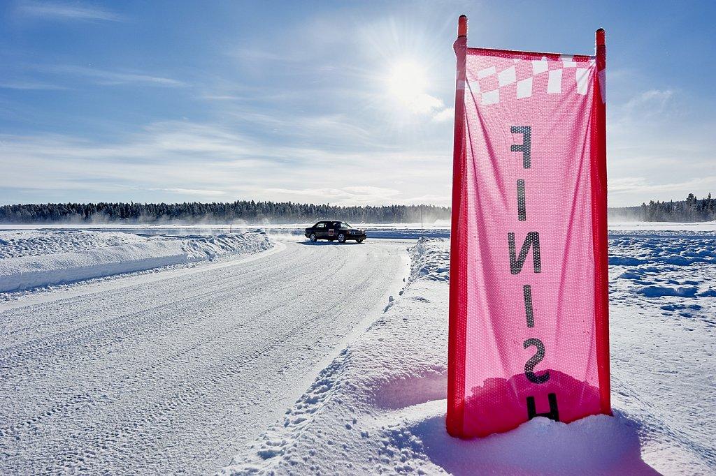 AMG Driving Academy Arjeplog 2016
