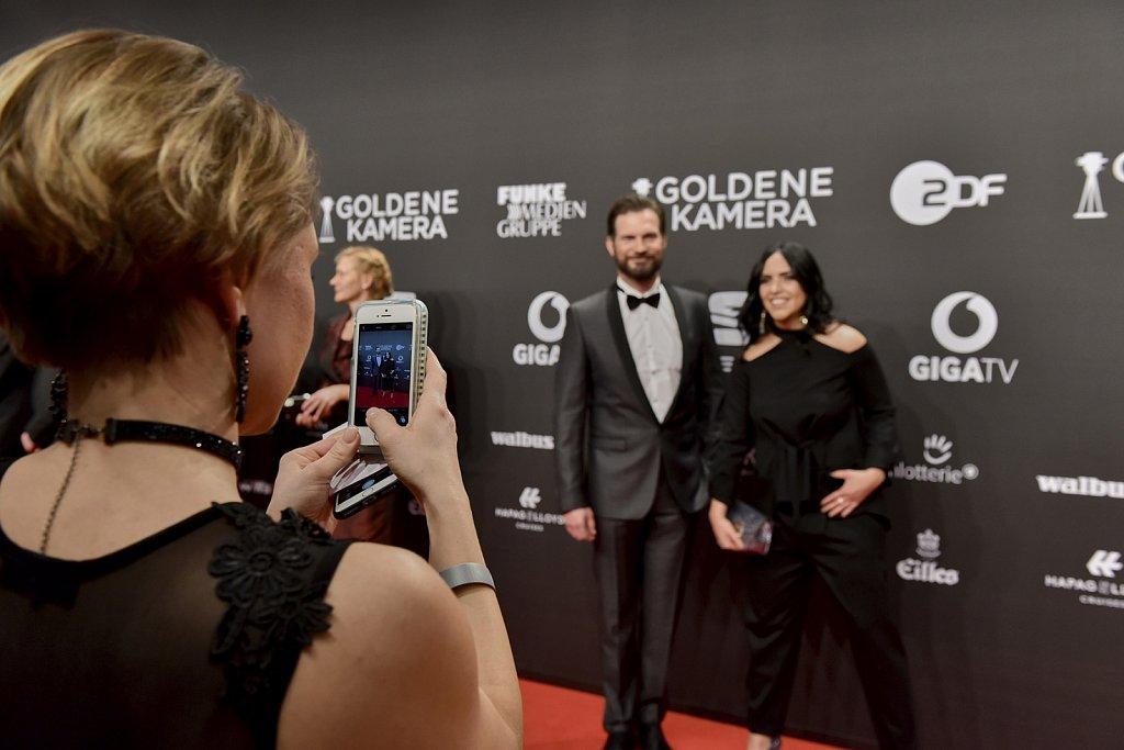 Goldene Kamera 2017